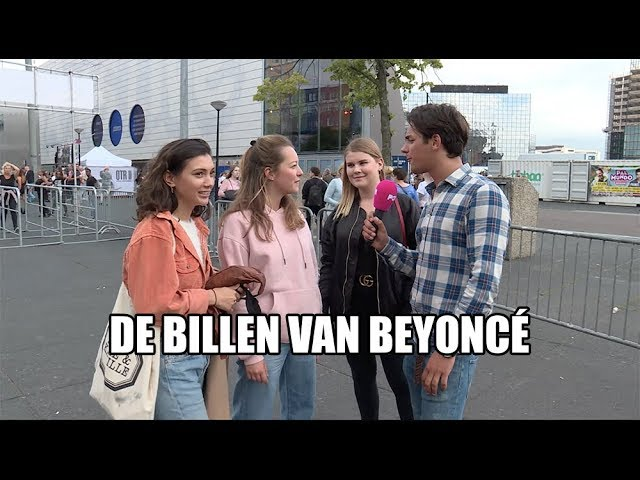 De billen van Beyoncé