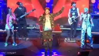 TALC HD - Adam Lambert - These Boys & Band Intro - #TohUSTour - Terminal 5 NYC