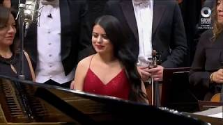 Conciertos OSIPN - Ludwig Carrasco/Argentina Durán