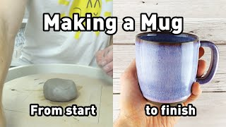 Making a Mug from Start to Finish - Limited Edition version