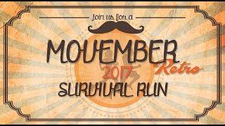 Movember Retro Run 2017