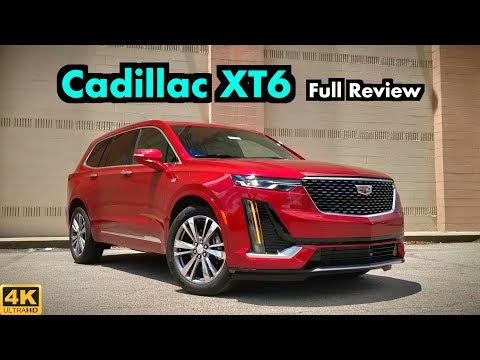 External Review Video aJk_3fz2ai0 for Cadillac XT5 Crossover