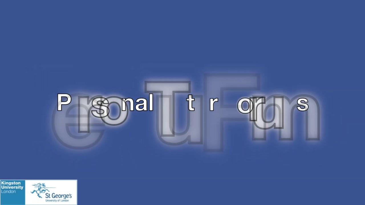 Personal Tutor Forum
