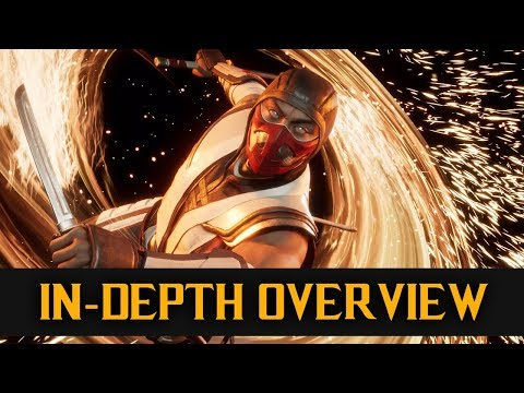 MK11 - Choose Your Destiny: Scorpion