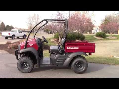 2018 Kawasaki Mule SX in Boise, Idaho - Video 1