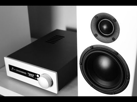 A wonderful compact stereo system!  (Featuring Heed, Totem Acoustic, and REL)