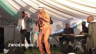 Babo Ngcobo   Thixo Mkhululi    Live Perfomance