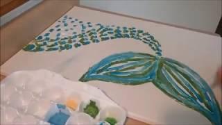 Easy Mermaid Art