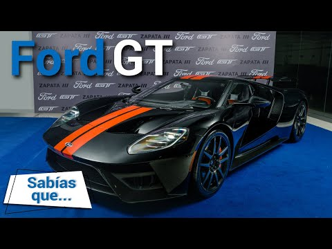 Ford GT - cosas que debes saber