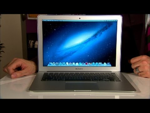 Apple MacBook Air (13-inch, June 2013)