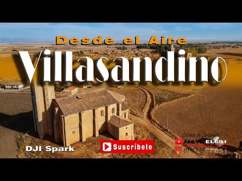 Villasandino / Desde el Aire/ Drones DJI Spark