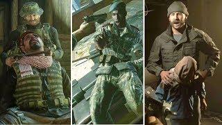 Captain Price Savage Interrogations in Modern Warfare - Call of Duty Modern Warfare 2019
