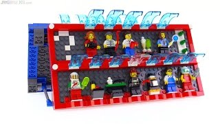 """LEGO """"What Am I?"""" buildable game review! 40161"""