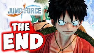 JUMP FORCE Gameplay Walkthrough Part 14 - The End (Let's Play)