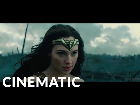 I CAN SAVE TODAY, YOU CAN SAVE THE WORLD ? Wonder Woman | Epic Emotional Cinematic