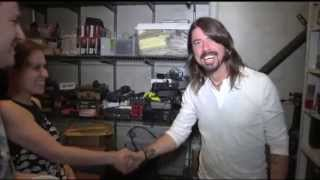 Touring Dave Grohl's Epic Studio 606