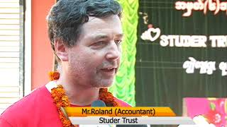 Kywe Kya School Opening Ceremony by MRTV channel