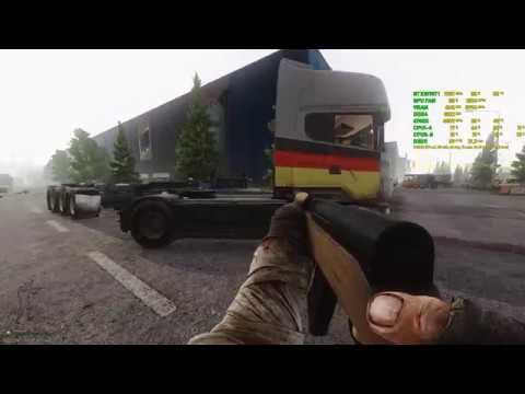 Escape from tarkov interchange 1080ti ultra 1440p frame rate