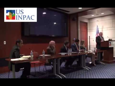 A Congressional Briefing on US Liquefied Natural Gas Exports to India