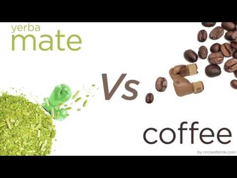 Video Yerba Mate vs Coffee