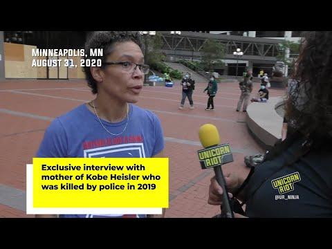 Exclusive: Interview with Mother of Kobe Heisler