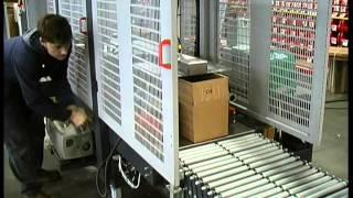 Siat HM145 Case Erector Machine