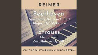 Symphony No. 3 in E Flat Major, Op. 55 Eroica : III. Scherzo. Allegro Vivace