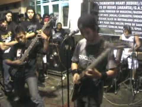 DEMENTEDHEART - Tortured Abstraction (Live)