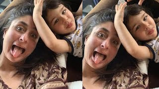 Kareena Kapoor Shares CUTEST Moment With Son Taimur Ali Khan On Mothers Day