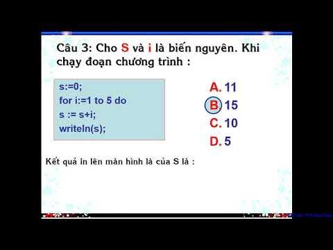 Bài tập tin 8 tiết 45