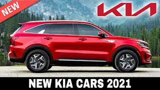 10 New Kia Cars in 2021: A Superior Alternative to More Expensive Brands