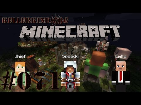 Kellerkind Minecraft SMP [HD] #071 – Der Item-Motor ★ Let's Play Minecraft