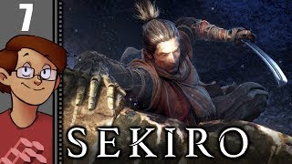 Let's Play Sekiro: Shadows Die Twice Part 7 - Rot Essence