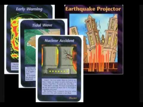 The Illuminati Card Game offers clues as to coming agendas