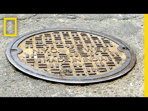 See Where NYC's Manhole Covers Come From   Short Film Showcase thumbnail