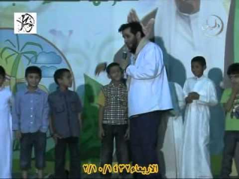 حفل اهالي مركز ملهم بعيد الفطر المبارك 1432(قناة دليل)