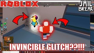 HOW to be INVINCIBLE | Roblox Jailbreak MYTHBUSTERS