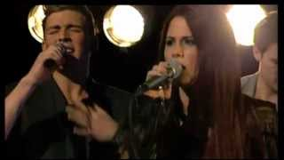 Molly Sandén feat. Christopher - A little forgiveness (Nyhetsmorgon, tv4, 20.05.12)