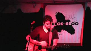 Ari Hest - I'll Be There (To Make You Miserable) - Live at BUNCEAROO - 7/3/2010
