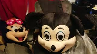Unboxing Mascot Costume - Creating A Cosplay Mickey Mouse