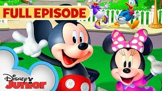 Motor Lab / Wishy Washy Helpers | Full Episode | Mickey Mouse Mixed-Up Adventures | Disney Junior