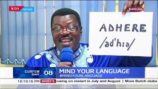 Desert, Deserted, Desertion - just how to pronounce it correctly | MIND YOUR LANGUAGE
