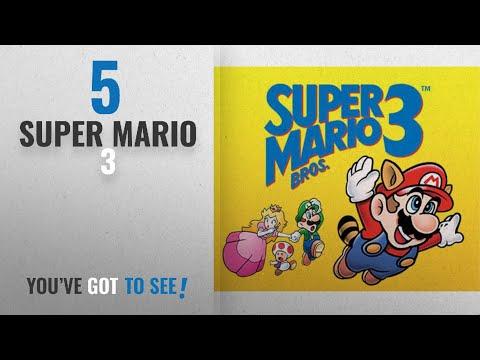 Top 10 Super Mario 3 [2018]: Super Mario Bros. 3 - 3DS [Digital Code]