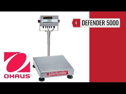 Defender Platform Scale