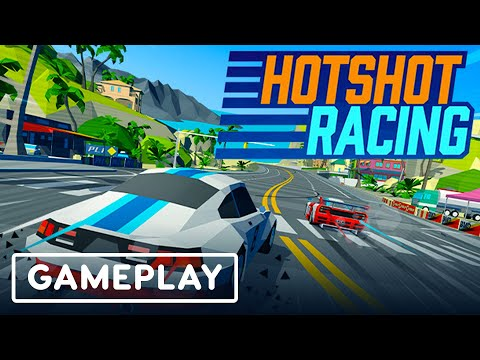 Hotshot Racing gamescom Trailer