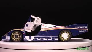 Solido Porsche 956LH Winner Le Mans