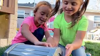 Treasure Hunt Pretend Play Kids | Stories For Kids