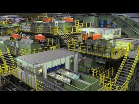 All In with Bollegraaf's Recycling Technologies