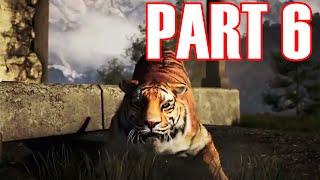Far Cry 4 Gameplay Walkthrough Part 6 - TIGER ATTACK!    Walkthrough From Part 1 - Ending