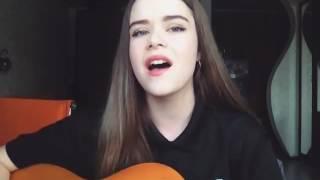 Очень крутая песня   Ария   Потерянный Рай Крутой кавер от милой девушки